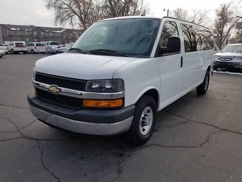 2014 Chevrolet Express Passenger for sale in Midvale, UT
