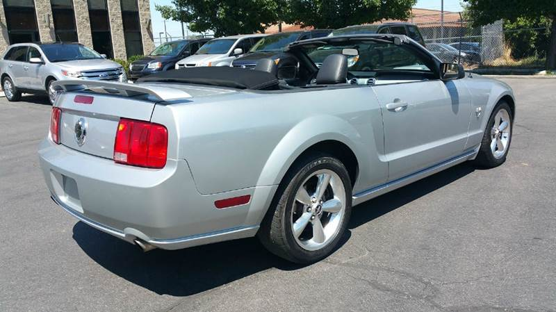 2009 Ford Mustang GT Premium 2dr Convertible - Midvale UT