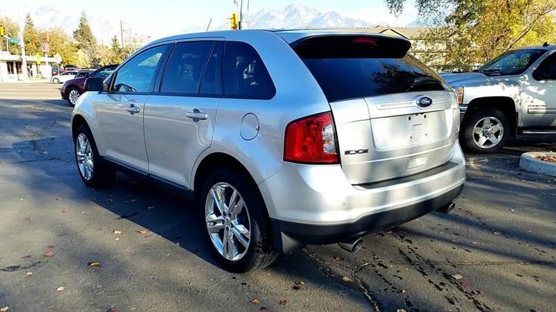 2013 Ford Edge SEL 4dr SUV - Midvale UT