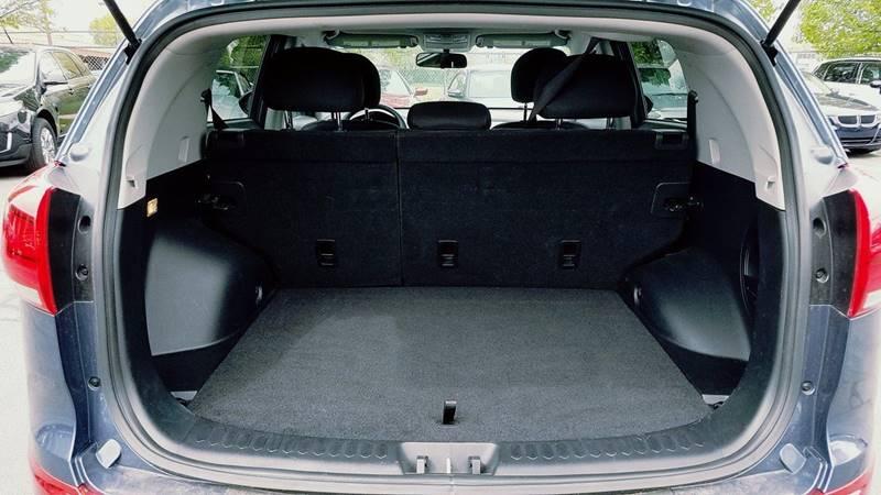 2016 Kia Sportage LX AWD 4dr SUV - Midvale UT