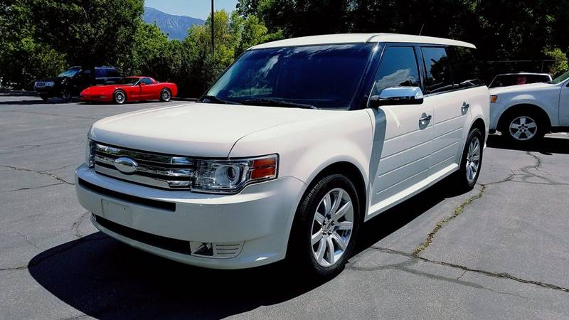 2011 Ford Flex AWD Limited 4dr Crossover - Midvale UT