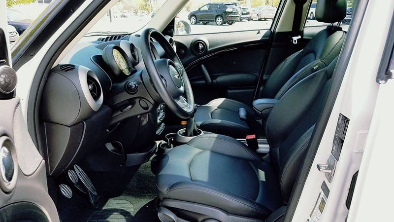 2012 MINI Cooper Countryman AWD S ALL4 4dr Crossover - Midvale UT