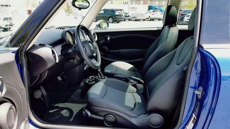 2013 MINI Hardtop Cooper 2dr Hatchback - Midvale UT
