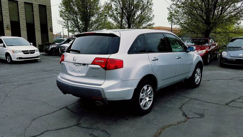 2008 Acura MDX SH-AWD 4dr SUV w/Power Tailgate and Technology Package - Midvale UT