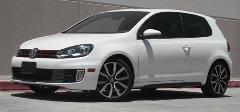 2012 Volkswagen GTI for sale at Houston Auto Credit in Houston TX