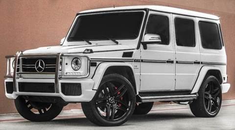 2013 Mercedes-Benz G-Class for sale at Houston Auto Credit in Houston TX