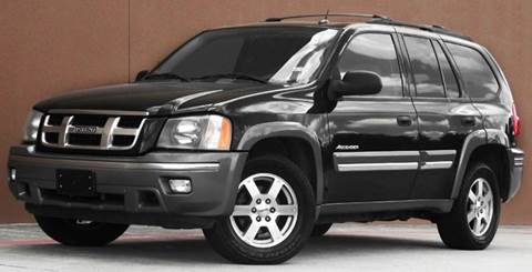 2005 Isuzu Ascender for sale at Houston Auto Credit in Houston TX