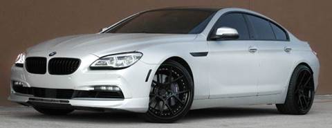 2017 BMW 6 Series for sale at Houston Auto Credit in Houston TX