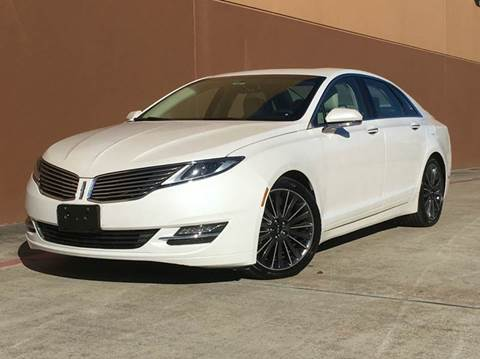 2014 Lincoln MKZ for sale at Houston Auto Credit in Houston TX