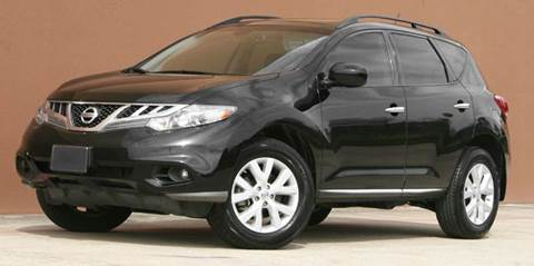 2014 Nissan Murano for sale at Houston Auto Credit in Houston TX
