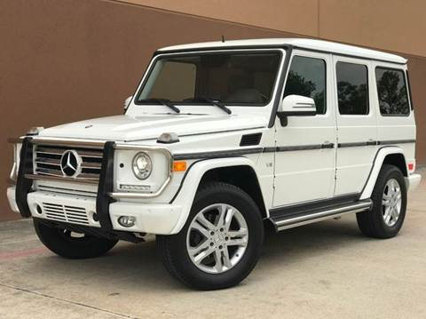 2014 Mercedes-Benz G-Class for sale at Houston Auto Credit in Houston TX