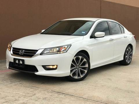 2014 Honda Accord for sale at Houston Auto Credit in Houston TX