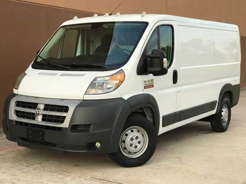 2014 RAM ProMaster Cargo for sale at Houston Auto Credit in Houston TX