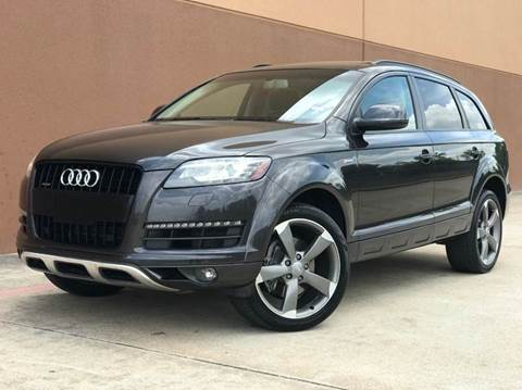 2014 Audi Q7 for sale at Houston Auto Credit in Houston TX