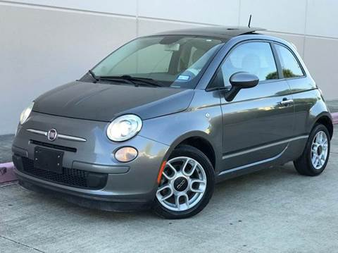 2013 FIAT 500 for sale at Houston Auto Credit in Houston TX