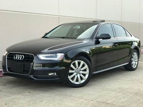 2015 Audi A4 for sale at Houston Auto Credit in Houston TX