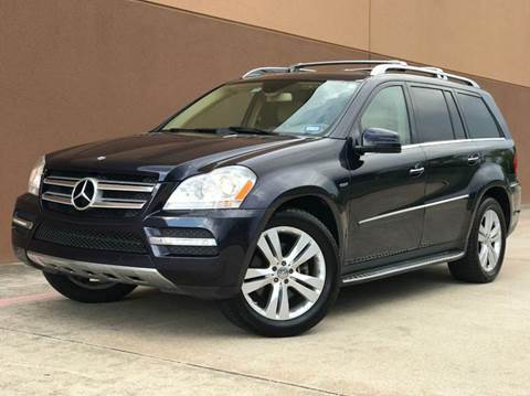 2012 Mercedes-Benz GL-Class for sale at Houston Auto Credit in Houston TX