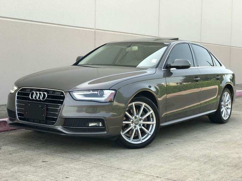 2014 Audi A4 for sale at Houston Auto Credit in Houston TX