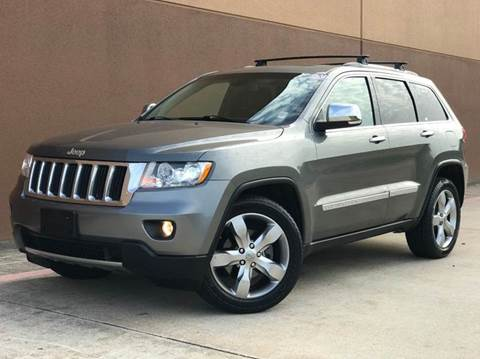 2013 Jeep Grand Cherokee for sale at Houston Auto Credit in Houston TX