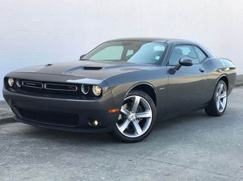 2018 Dodge Challenger for sale at Houston Auto Credit in Houston TX