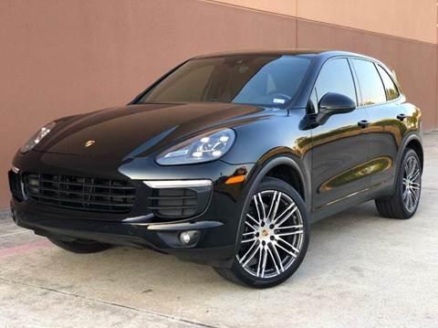 2016 Porsche Cayenne for sale at Houston Auto Credit in Houston TX