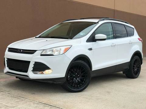 2013 Ford Escape for sale at Houston Auto Credit in Houston TX