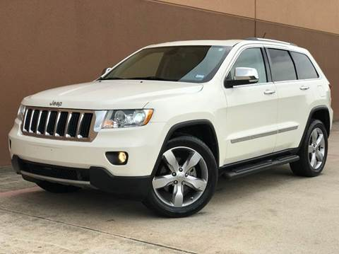 2012 Jeep Grand Cherokee for sale at Houston Auto Credit in Houston TX