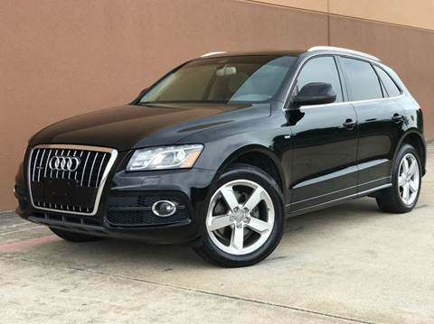 2011 Audi Q5 for sale at Houston Auto Credit in Houston TX