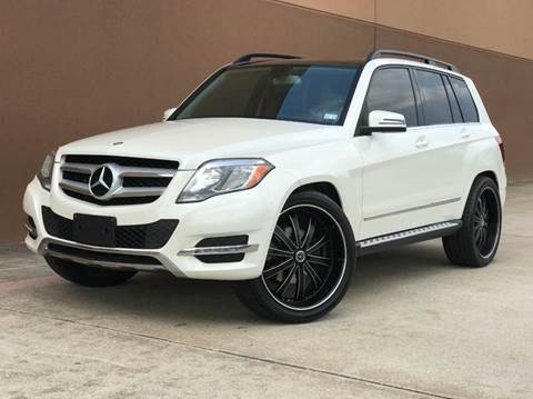 2014 Mercedes-Benz GLK for sale at Houston Auto Credit in Houston TX