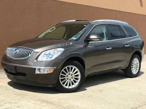 2010 Buick Enclave for sale at Houston Auto Credit in Houston TX