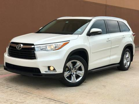2014 Toyota Highlander for sale at Houston Auto Credit in Houston TX