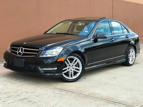 2014 Mercedes-Benz C-Class for sale at Houston Auto Credit in Houston TX