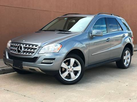 2011 Mercedes-Benz M-Class for sale at Houston Auto Credit in Houston TX