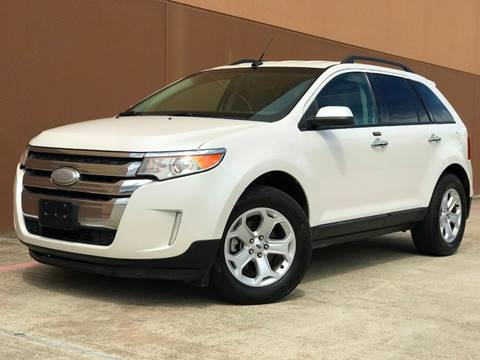 2011 Ford Edge for sale at Houston Auto Credit in Houston TX