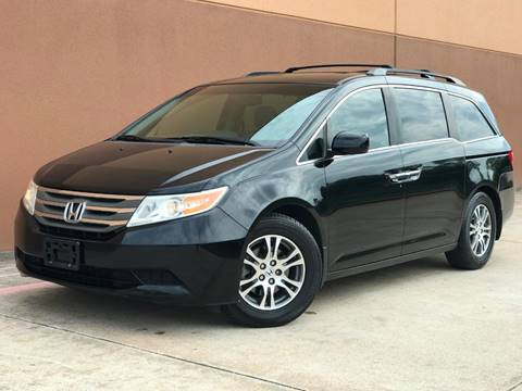 2012 Honda Odyssey for sale at Houston Auto Credit in Houston TX
