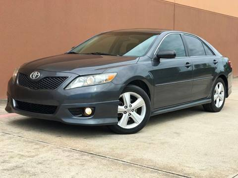 2010 Toyota Camry for sale at Houston Auto Credit in Houston TX