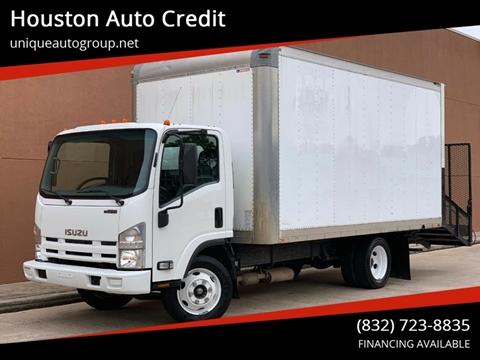 Box Truck For Sale in Houston, TX - Houston Auto Credit