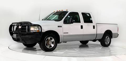 2002 Ford F-250 Super Duty for sale in Houston, TX