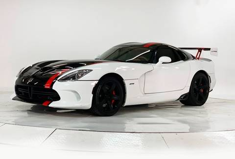 2014 Dodge SRT Viper for sale in Houston, TX