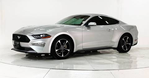 2019 Ford Mustang for sale in Houston, TX