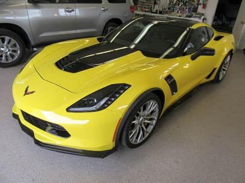 2016 chevrolet corvette for sale in michigan. Black Bedroom Furniture Sets. Home Design Ideas