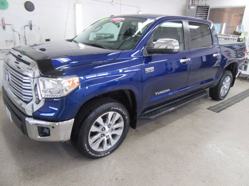 2014 toyota tundra limited in traverse city mi wares auto sales inc. Black Bedroom Furniture Sets. Home Design Ideas