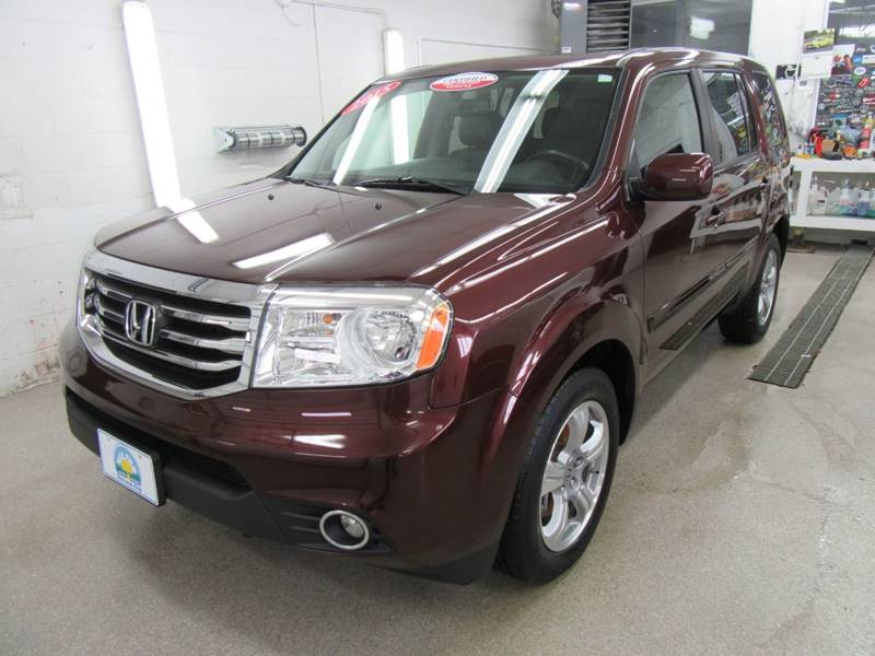 2015 Honda Pilot For Sale At Wares Auto Sales INC In Traverse City MI