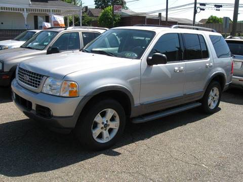 2003 Ford Explorer for sale at Arnold Motor Company in Houston PA