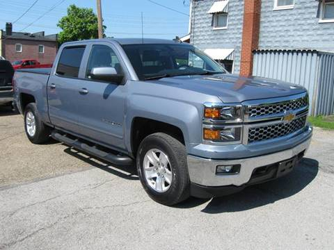 2015 Chevrolet Silverado 1500 for sale at Arnold Motor Company in Houston PA