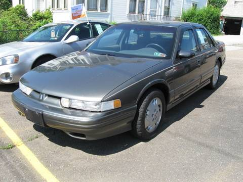 1996 Oldsmobile Cutlass Supreme for sale in Houston, PA