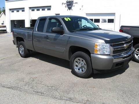 2009 Chevrolet Silverado 1500 for sale at Arnold Motor Company in Houston PA