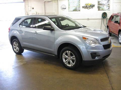 2014 Chevrolet Equinox for sale at Arnold Motor Company in Houston PA