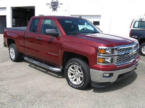 2014 Chevrolet Silverado 1500 for sale at Arnold Motor Company in Houston PA