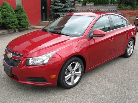 2014 Chevrolet Cruze for sale at Arnold Motor Company in Houston PA